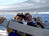 clients sailing