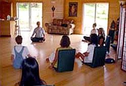 gruppe meditation